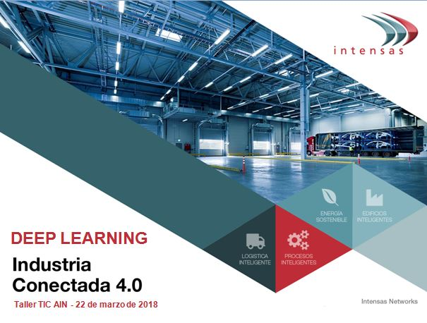Intensas Networks-Industria 4.0-Big data-Deep Learning