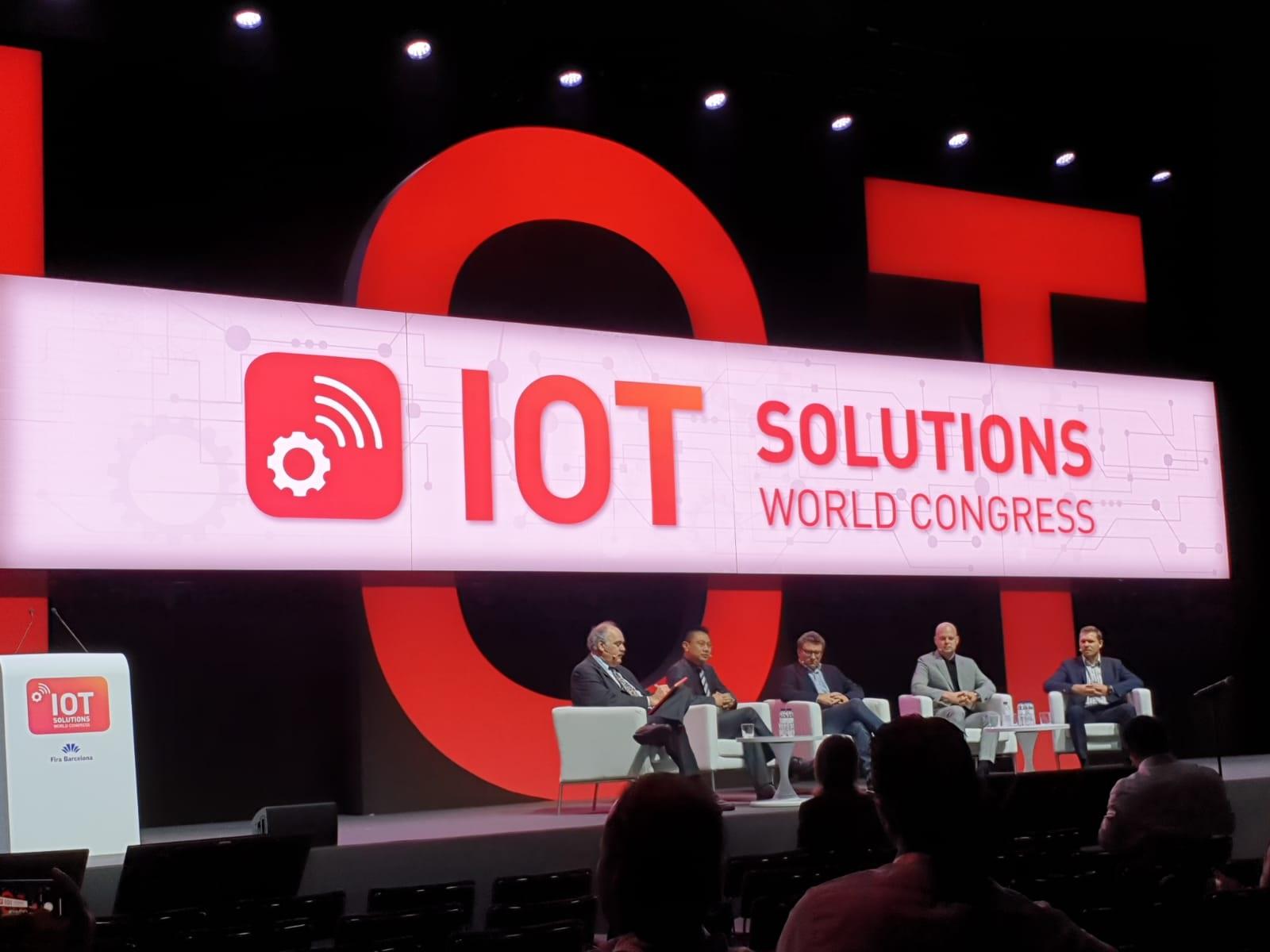 Intensas -Iot World Congress Barcelona