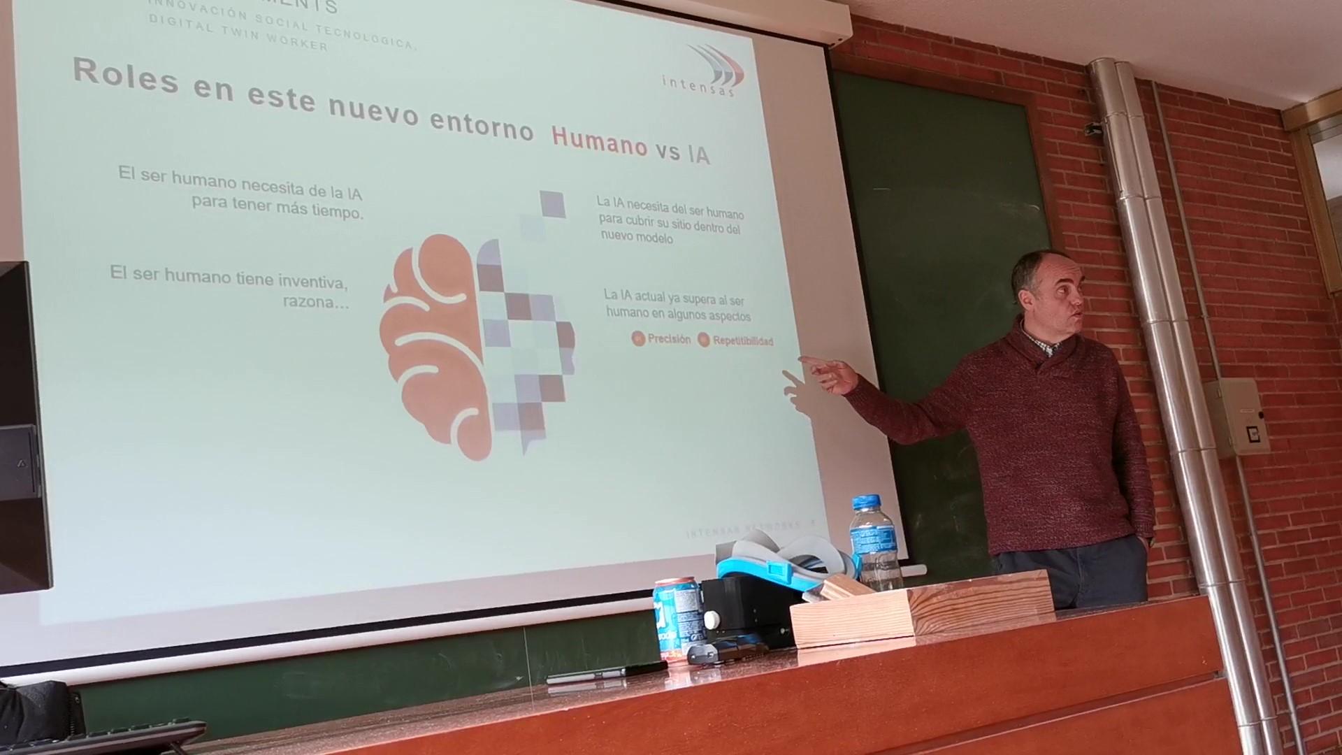ntensas-Jose Santos-Charla Universidad de Navarra -Inteligencia Artificial_13enero2020