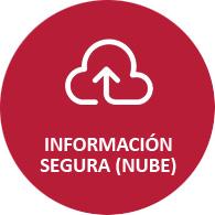 información segura nube