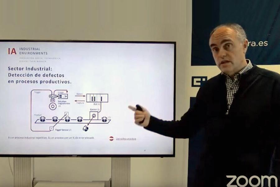 Sesión Inteligencia Artificial – José Santos disponible en Youtube