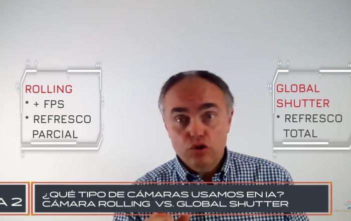 Intensas Networks-IA2- Inteligencia artificial cámaras rolling vs global shutter