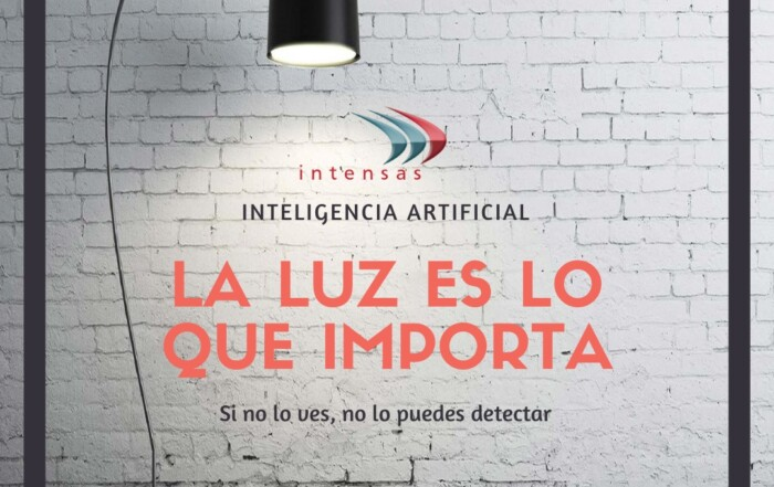 Intensas - la luz en la inteligencia artificial importa